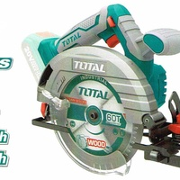 Total Industrial Cordless Lithium-IonCircular Saw 20v