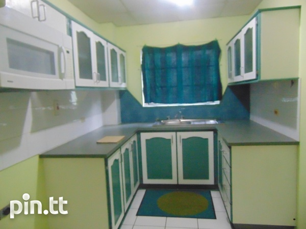 DIEGO MARTIN UNFURNISHED 3 BEDROOMS, 2 1/2 BATH TOWNHOUSE-4