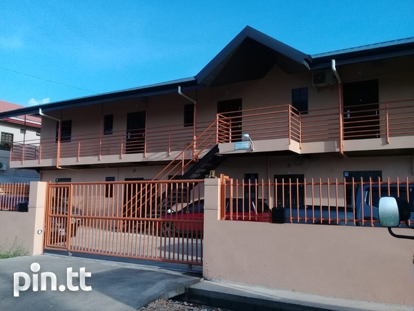 1 bedroom apartment Ashraff Road Charlieville-7