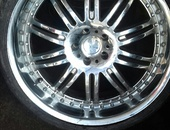 bmw rims and tires 22 inch