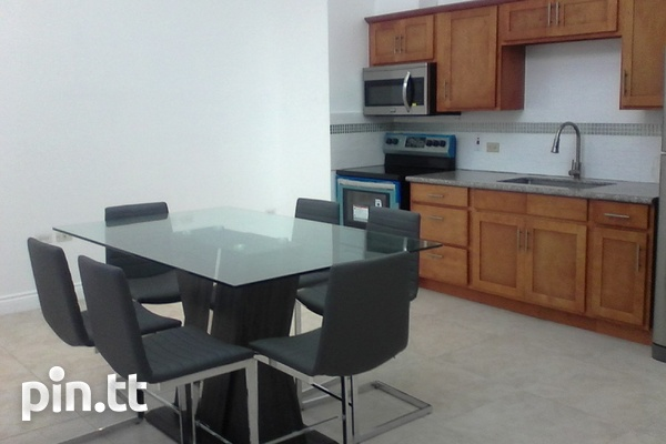 One Woodbrook Place Semi furnished One Bedroom Apartment.-2