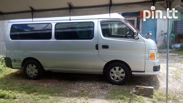 Nissan Caravan E25 Fully Loaded-3