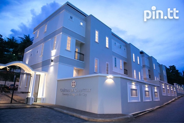 Luxury Townhouses At Château De Chantilly Early Maraval-2