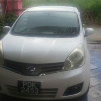 Nissan Note, 2010, PDK