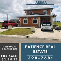 4 Bedroom 3 Bathroom House at The Crossings, Arima