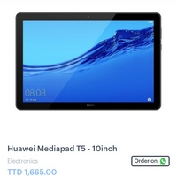 New Huawei tablets
