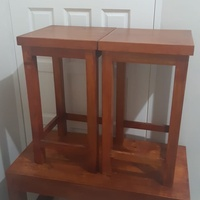 Excellent Deal 4 Pieces Set. TV Stand, Center Table And Side Table.