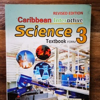 Caribbean Interactive Science 3 Text Book