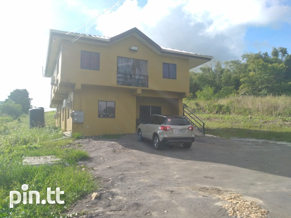 1 Bedroom Appartment. Located St. Julien Princes Town-8
