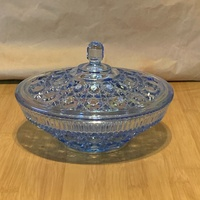 Glassware Trays And Bowls