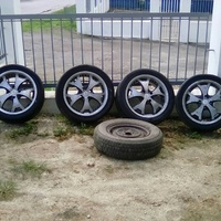 Used Rim with spare