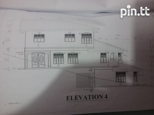 Approved land in Fyzabad-4