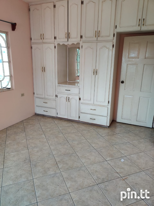 Pt Pleasant Cunupia Upstairs Two Bedroom Apartment-4