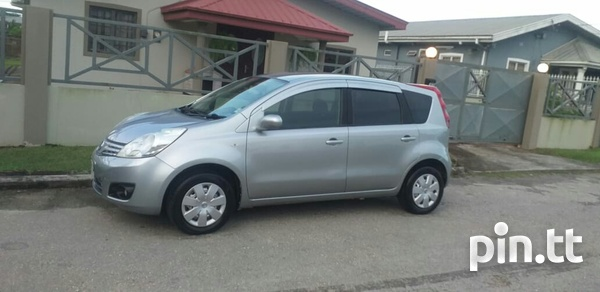 Nissan Note, 2014, PDD