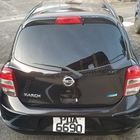 Nissan March, 2011, PDA