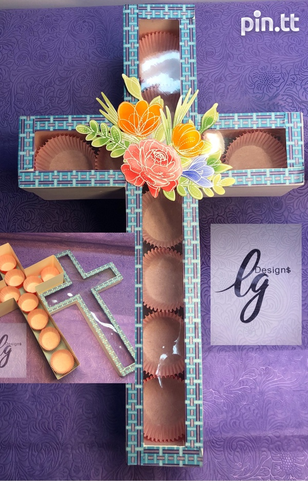 Easter Cupcake/ Treat Boxes-4