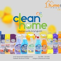 HomeSmart Trinidad Cleaning Products