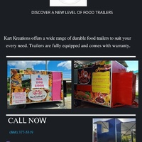 New Food Trailers