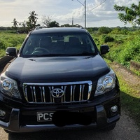 Toyota Land Cruiser Prado, 2010, PCS