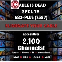 Cable TV services from less than 3 dollars per day