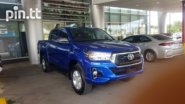 Toyota Hilux, 2019, TDY-6