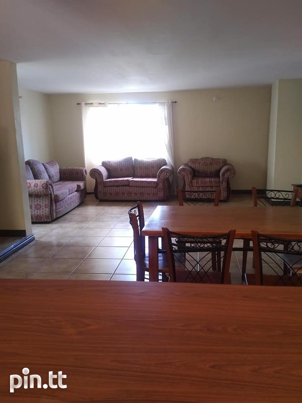 Fidelis Heights, St Augustine Fully Furnished Townhouse-3