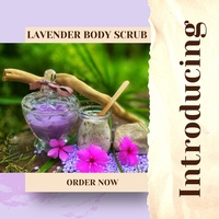 ZUSY's All Natural Body Scrubs