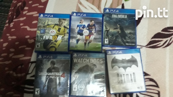 PS4 GAMES-4