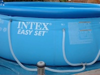 15FT INTEX POOL AVAILABLE