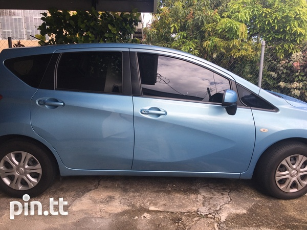 Nissan Note, 2012, PDH-2