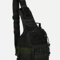 Molle chest bag
