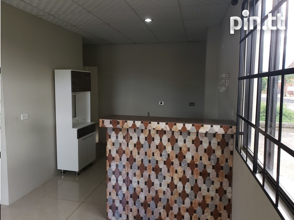 COUVA UNFURNISHED GROUND FLOOR APARTMENT-4