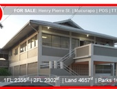 Henry Pierre St, Mucurapo | Commercial