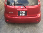 Nissan Note, 2015, PDK