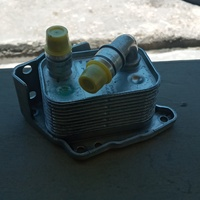 BMW E90 oil cooler