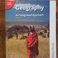 Geography an Integrated Approach 4th edition