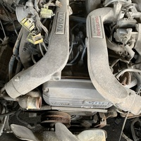 Toyota 1G Twin Turbo Engine and Transmission
