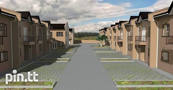 Brand New Townhouses Cunupia Pre-Construction-2