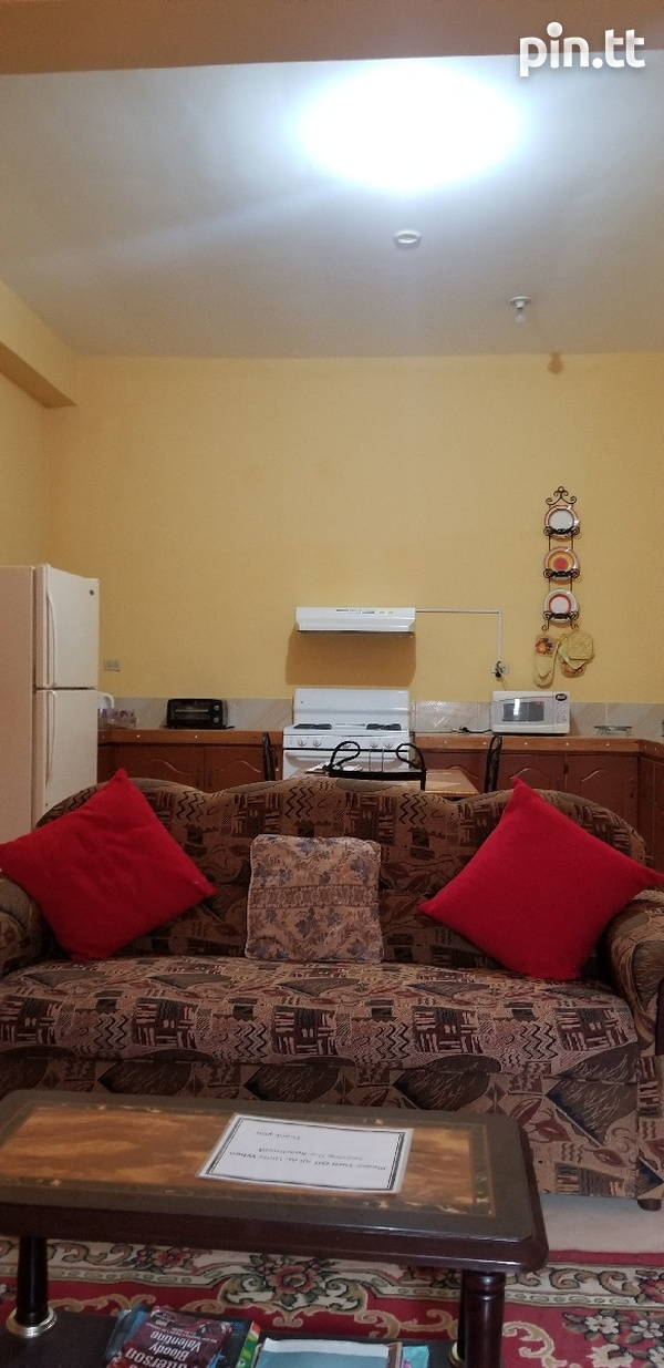 Couva Fully Furnished 2 Bedroom-4