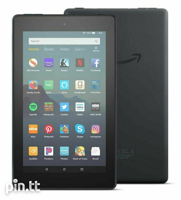 Amazon 7 Inch Fire tablet16gb 9th Generation-1