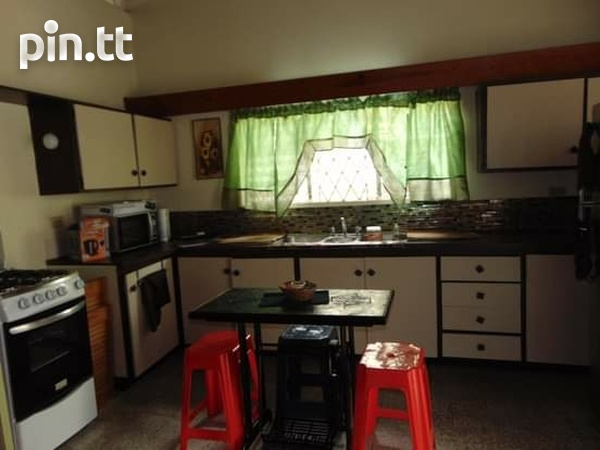 Woodbrook fully furnished 2 bedroom house-4