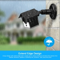 Wyze Cam v2 Wall Mount, Acerzone Protective Weather Proof Housing