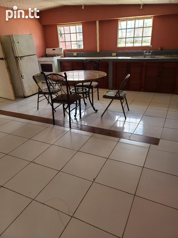 Chaguanas Apartment with 2 Bedrooms-1