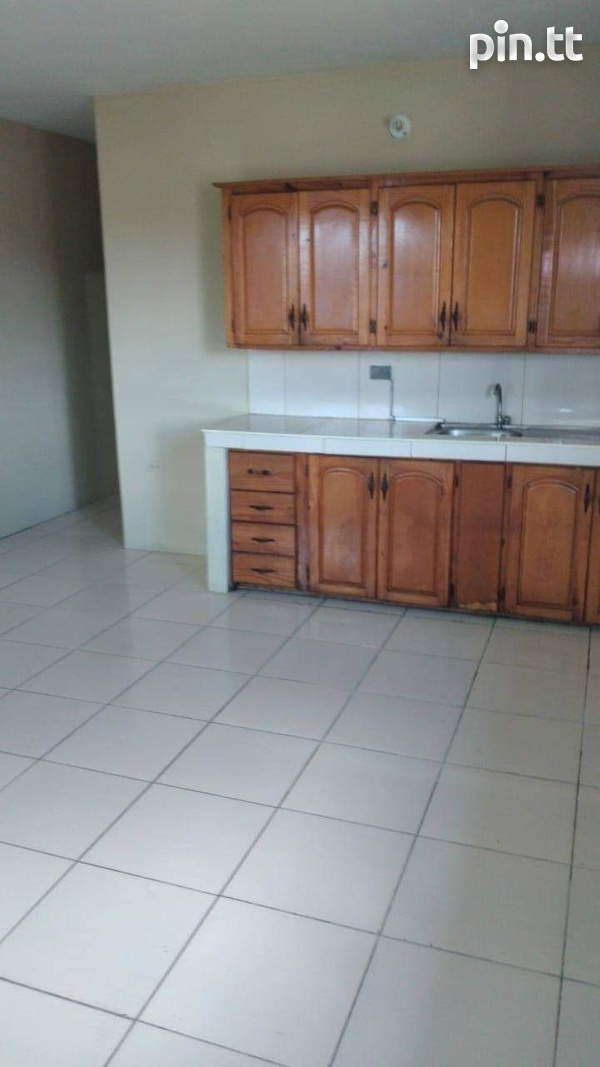 CHAGUANAS UNFURNISHED APARTMENT WITH 2 BEDROOMS-3