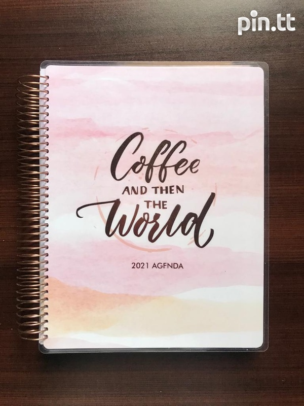 2021 Planners Available - Dated and Undated-2