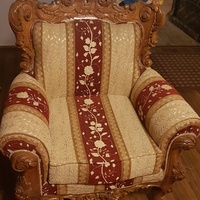 Couch set-3 pieces