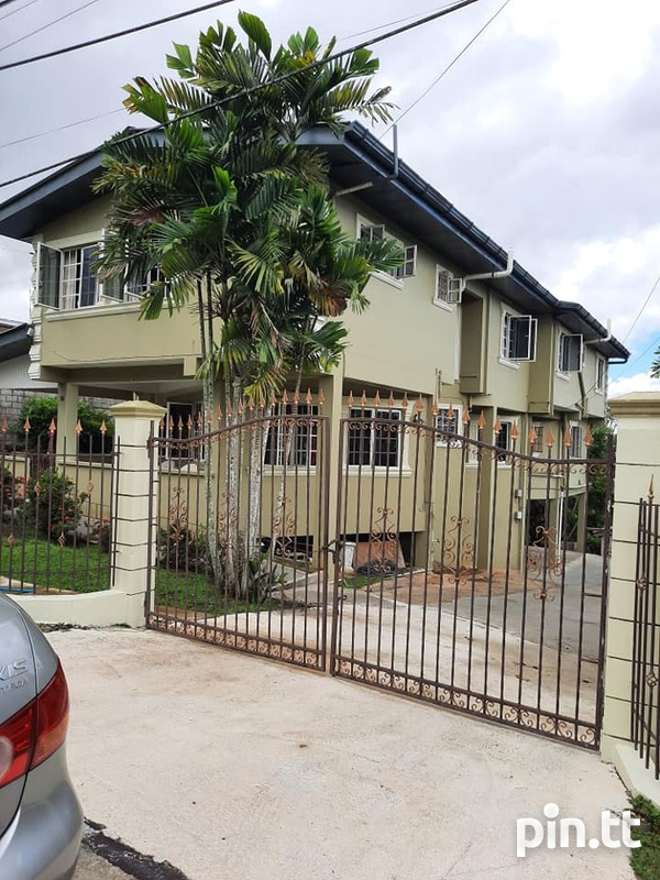 Scotland Drive Cocoyea San Fernando 4 Bedroom House-1