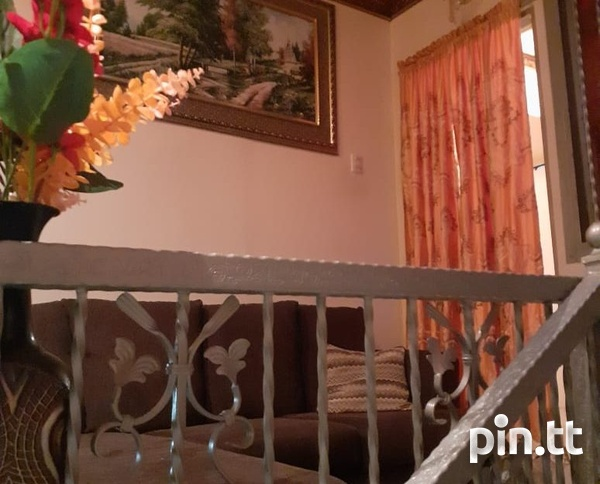 COUVA, 3 Bedroom House with Bonus Features-5