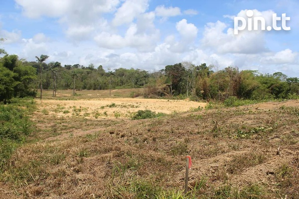 Chaguanas Land on Payment Plan or cash purchase-1