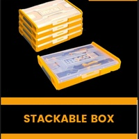 INGCO STACKABLE BOXES